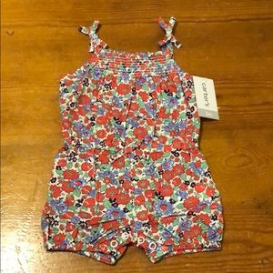 Carter's floral One-piece